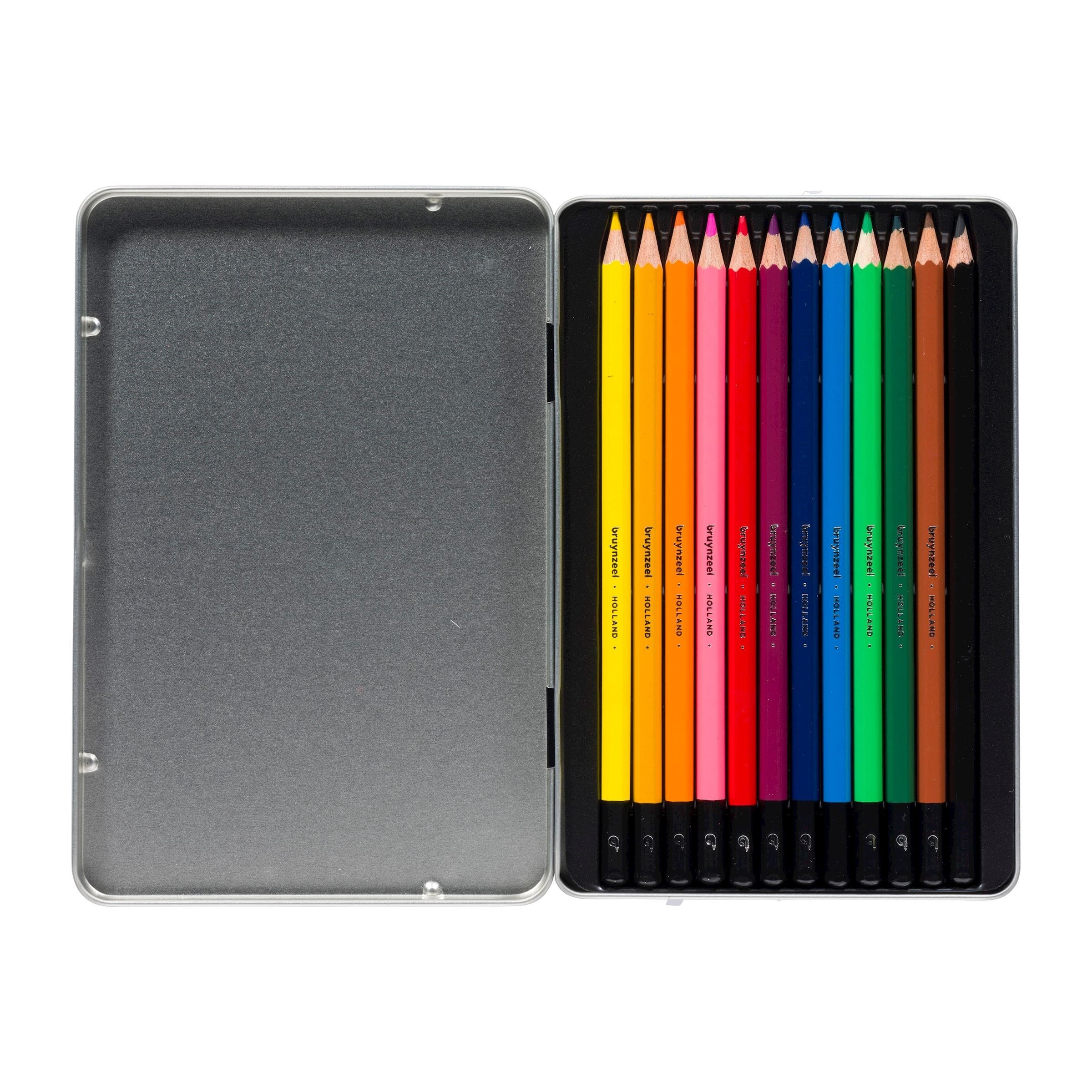 Bruynzeel Colour pencil 12pcs