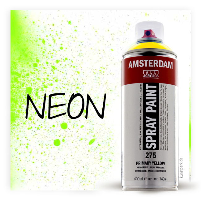 AMSTERDAM Spray Paint - Reflexné AF v spreji 400 ml