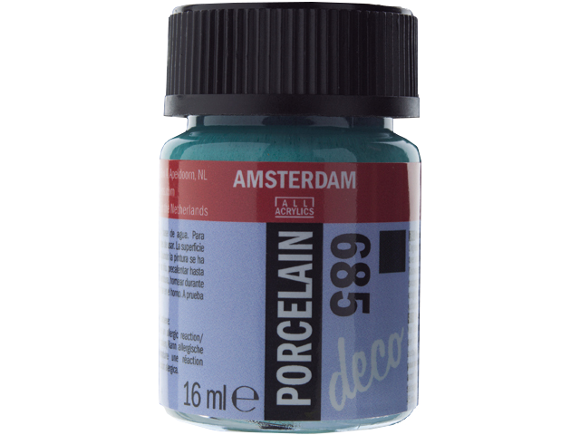 Farby na porcelán Amsterdam Porcelain 16 ml