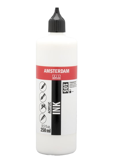 Amsterdam akrylový atrament v tube 250ml